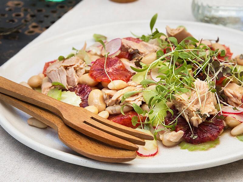 Sirena Tuna Summer Salad